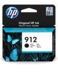 HP 3YL80AE Tintapatron Officejet Pro 8023 nyomtatókhoz, HP 912, fekete, 315 oldal
