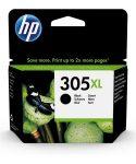 HP 3YM62AE Tintapatron Deskjet 2320,2710, 4120 nyomtatókhoz, HP 305XL, fekete, 240 oldal
