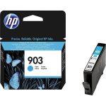 HP T6L87AE Tintapatron OfficeJet Pro 6950, 6960, 6970 nyomtatókhoz, HP 903, cián