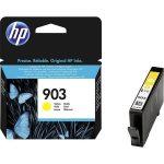 HP T6L95AE Tintapatron OfficeJet Pro 6950, 6960, 6970 nyomtatókhoz, HP 903, sárga