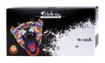 VICTORIA TK130 Lézertoner FS 1028DP MFP, 1300D nyomtatóhoz, VICTORIA, fekete, 7,2k