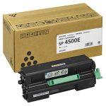 RICOH 407340 Lézertoner Aficio SP 3600DN, SP 3610SF, SP 4510DN nyomtatókhoz, RICOH, fekete, 6k
